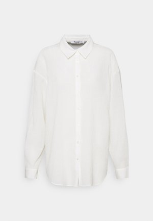 STRUCTURED - Chemisier - offwhite