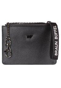 Braun Büffel - CAPRI MINI - Wallet - schwarz - 1
