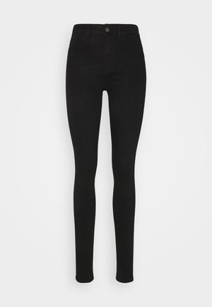 PCSHAPE SAGE  - Jeans Skinny Fit - black
