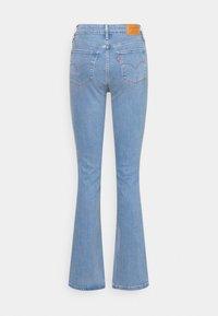 Levi's® - 725 HIGH RISE BOOTCUT - Bootcut jeans - light-blue denim - 5