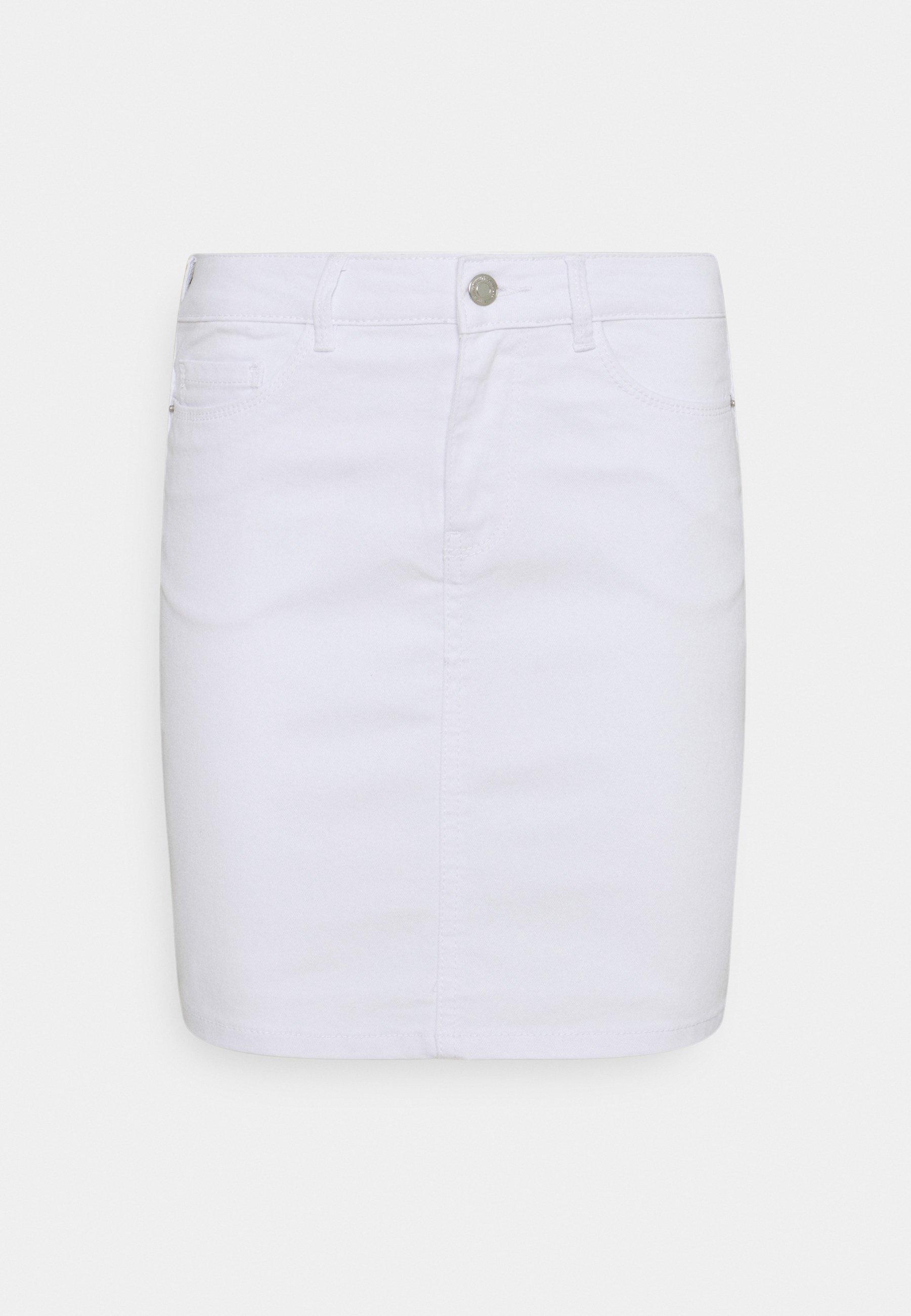 Femme VMHOT SEVEN SKIRT - Jupe en jean