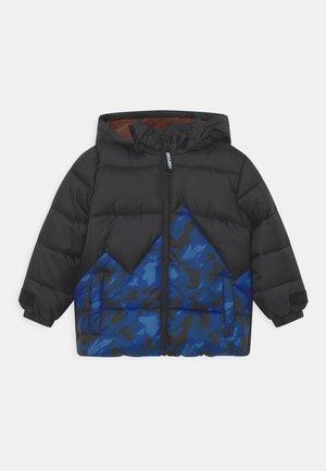 NMMMIKEL PUFFER - Winter jacket - black