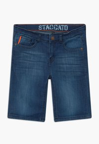 Staccato - BERMUDAS TEENAGER - Shorts di jeans - blue denim - 2