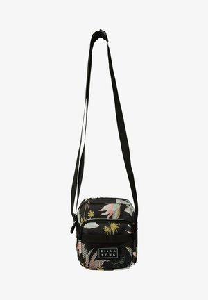 PASS BY - Borsa a tracolla - black/mint