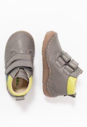 PAIX WIDE FIT - Obuwie na rzepy - grey