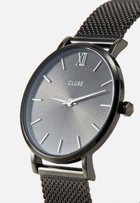 Cluse - MINUIT - Watch - dark grey - 4