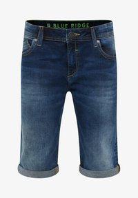WE Fashion - Jeans Short / cowboy shorts - blue - 0
