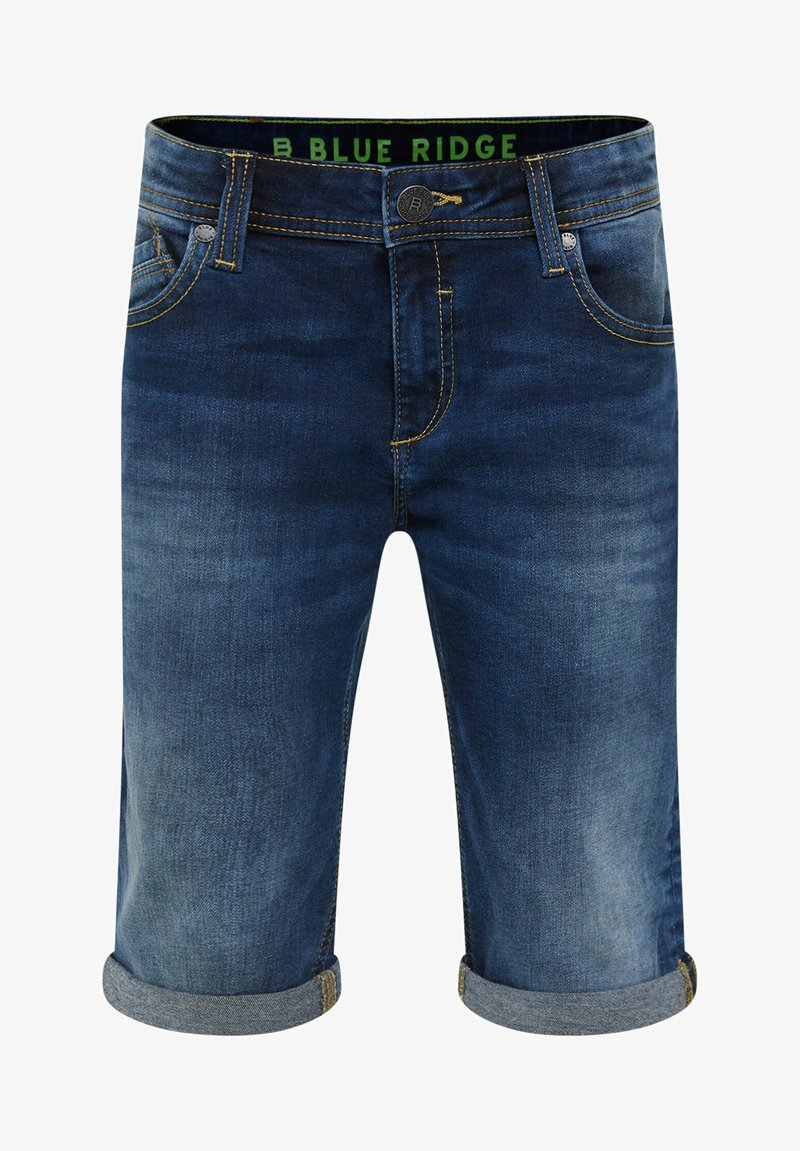 WE Fashion - Jeans Short / cowboy shorts - blue