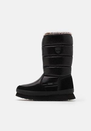 VALKEA MS - Zimní obuv - black