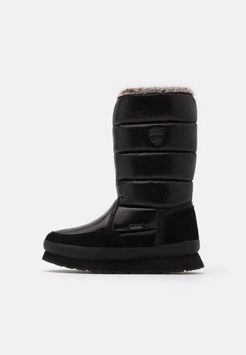 VALKEA MS - Winter boots - black