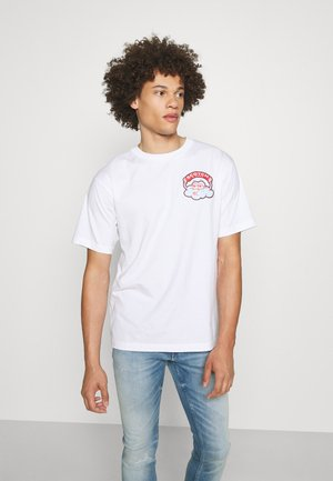 ARTWORK TEE - T-shirt print - white