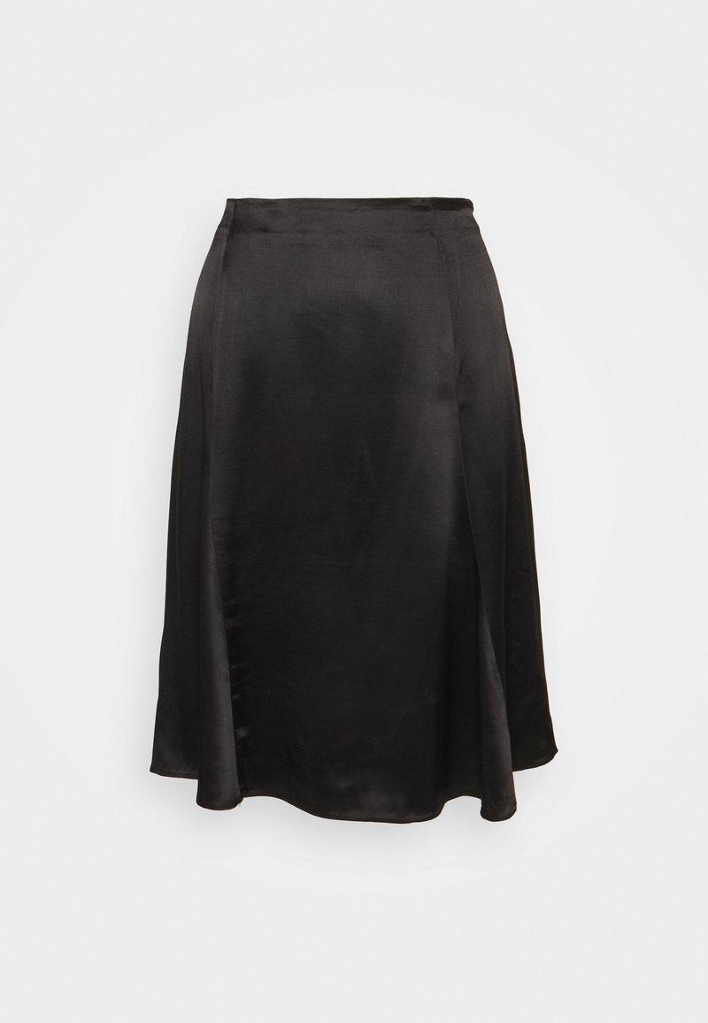 Selected Femme - SLFMARALDA  - A-line skirt - black