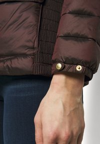 Barbour International - GLEANN QUILT - Light jacket - cocoa - 3