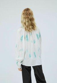 Pepe Jeans - ZOE - T-shirt à manches longues - blanco off - 2