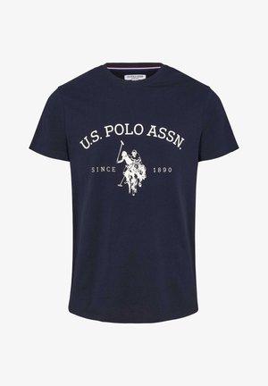 ARCHIBALD - T-shirt med print - dark sapphire