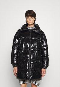 HUGO - FENIA - Płaszcz zimowy - black - 0