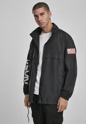NASA  - Summer jacket - black