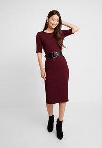 Even&Odd - Day dress - beaujolais - 2