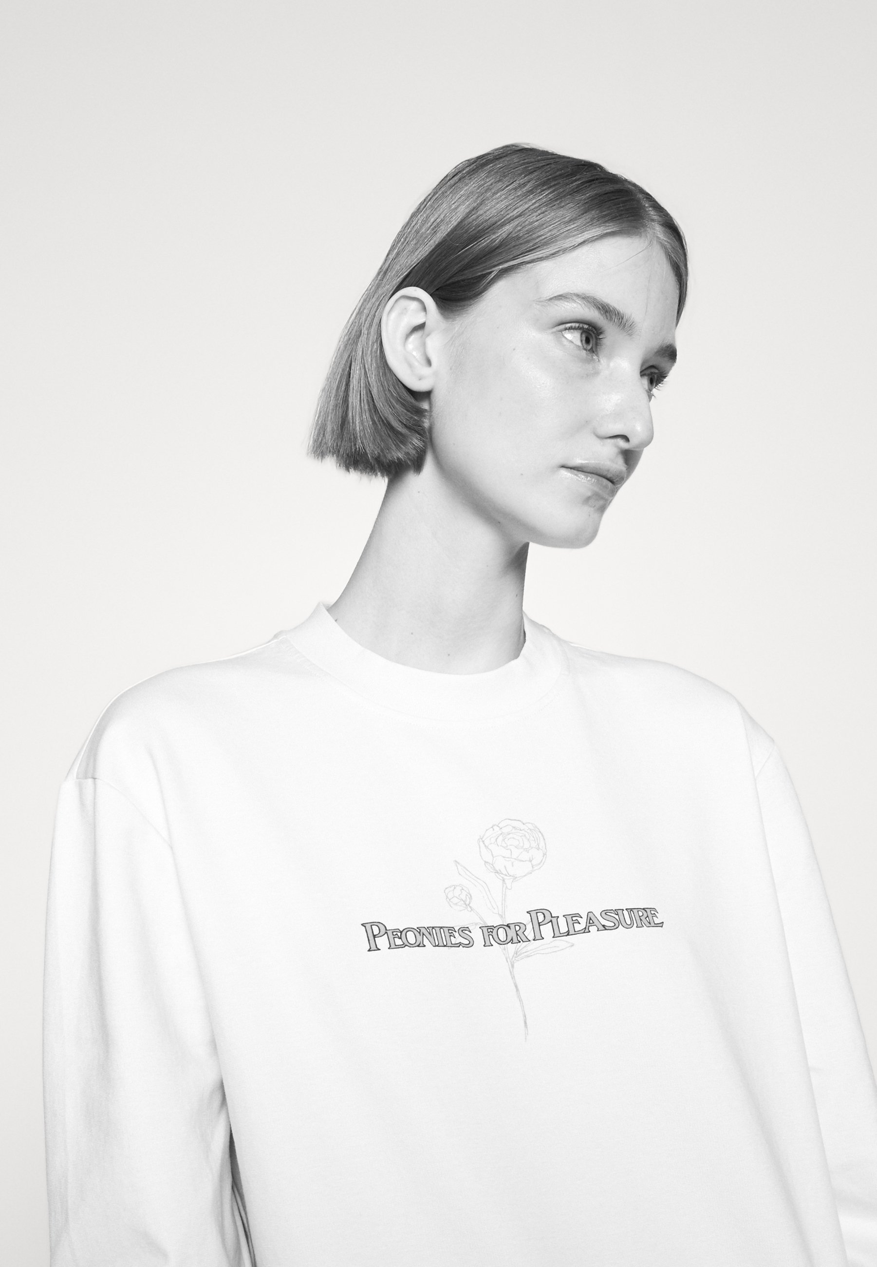 Women LURING PRINT - Long sleeved top
