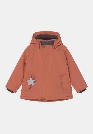 WALLY UNISEX - Winter coat - aragon red