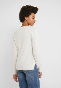 J.CREW - LAYLA CREW - Jumper - natural - 2