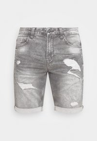 Only & Sons - ONSPLY LIFE SHORTS - Jeansshorts - grey denim - 3
