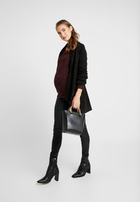 Supermom - CARDIGAN ZIP - Cardigan - black - 1