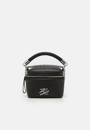 AUTOGRAPH KASE MINI BAG - Handbag - black
