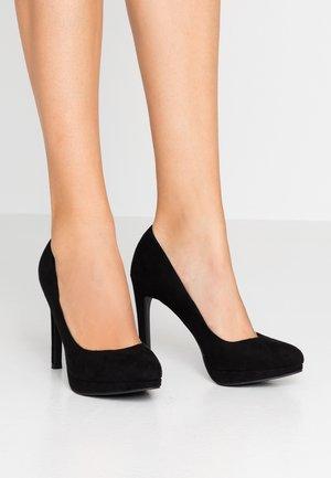 REIGN - High heels - black