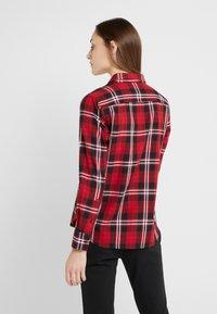 Lauren Ralph Lauren - CLASSIC CREST - Camisa - red/black - 2