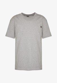 Dickies - PORTERDALE POCKET - T-shirt basic - grey melange - 3