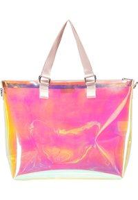 myMo - Bolso shopping - pink holo - 1