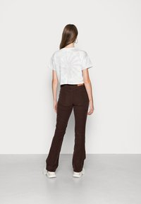 BDG Urban Outfitters - FLARE - Bukse - chocolate - 2
