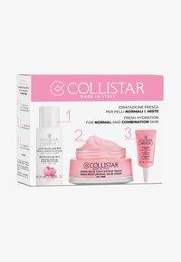 Collistar - FRESH MOISTURIZING GELÉE CREAM KIT - Skincare set - - - 0