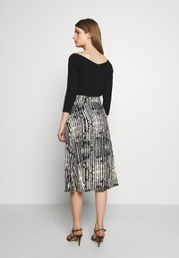 MAX&Co. - CAVALESE - A-line skirt - black - 2