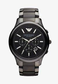 Emporio Armani - RENATO - Kronografklockor - schwarz - 1