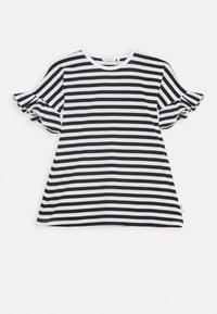 Marimekko - LAAJA TASARAITA - Jersey dress - black/white - 0