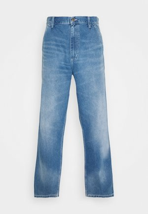 SIMPLE PANT NORCO - Jeans baggy - blue