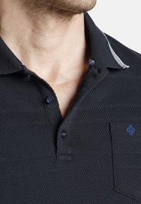Charles Colby - GARMOND - Polo shirt - dark blue - 2