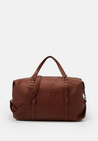 Anna Field - Weekend bag - cognac - 1