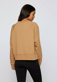 BOSS - C ELIA GOLD ZAL - Sweatshirt - patterned - 2