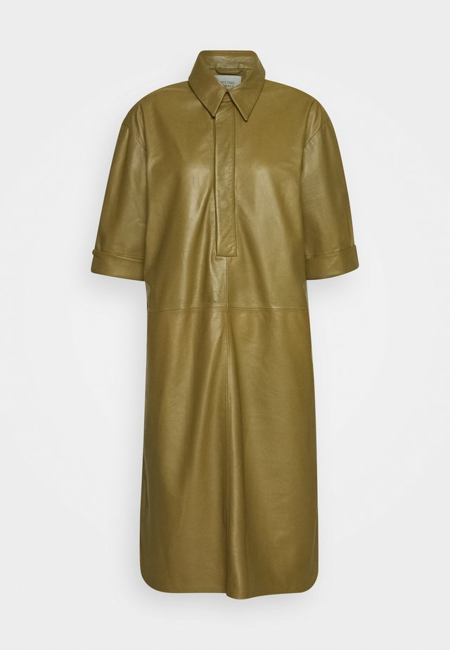INDIE DRESS - Day dress - butternut