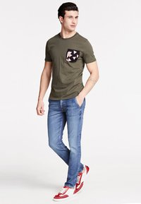 Guess - Jeans Skinny Fit - himmelblau - 1