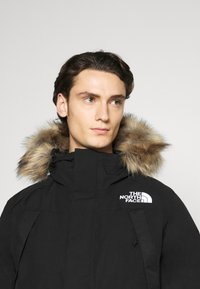 The North Face - NEW OUTERBOROUGHS JACKET - Down coat - black - 5