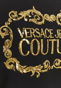 Versace Jeans Couture - LADY LIGHT - Mikina - black/gold - 6