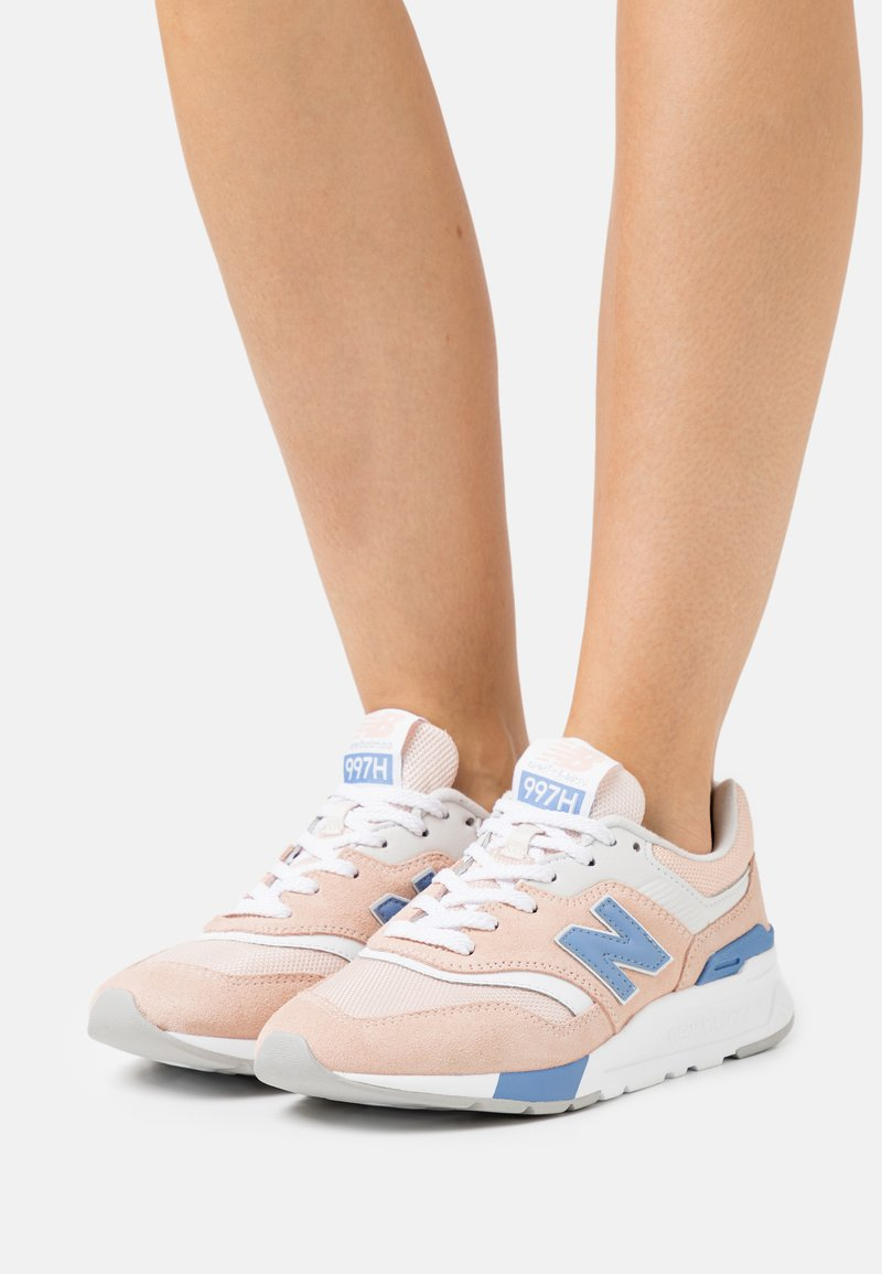 New Balance - Trainers - rose water