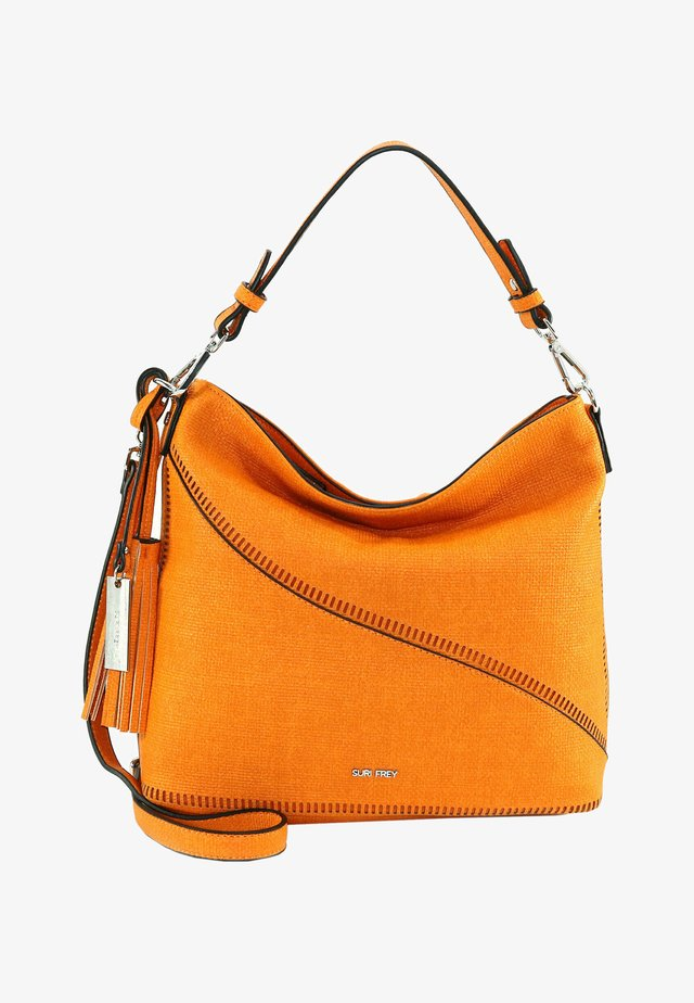 TILLY - Handtas - orange