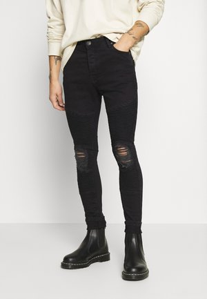 WYATT - Jeans Skinny Fit - charcoal wash