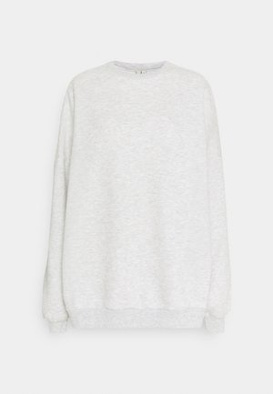 PERFECT OVERSIZE - Sweatshirt - grey mélange