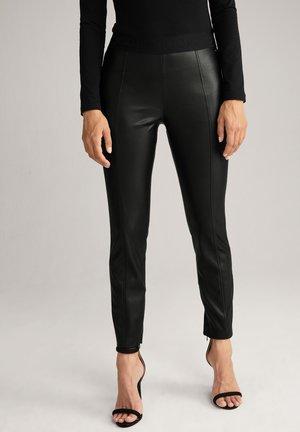 SOPHIA - Trousers - schwarz